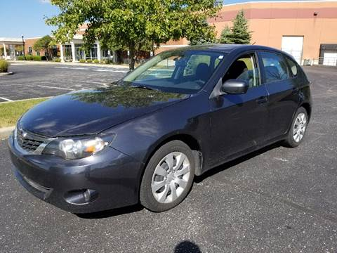 2009 Subaru Impreza for sale at Nonstop Motors in Indianapolis IN