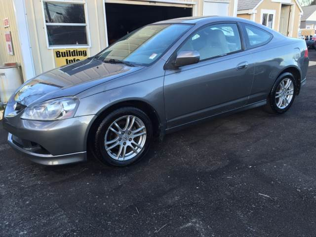 2005 Acura RSX for sale at Nonstop Motors in Indianapolis IN