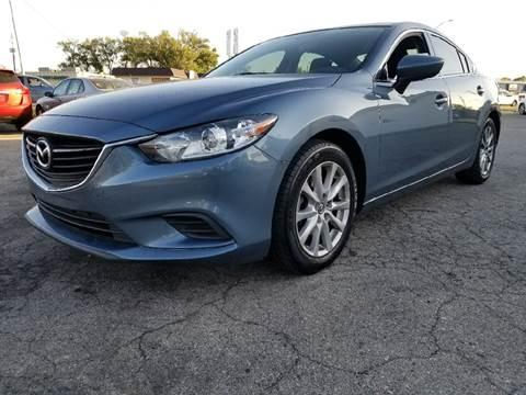 2014 Mazda MAZDA6 for sale at Nonstop Motors in Indianapolis IN