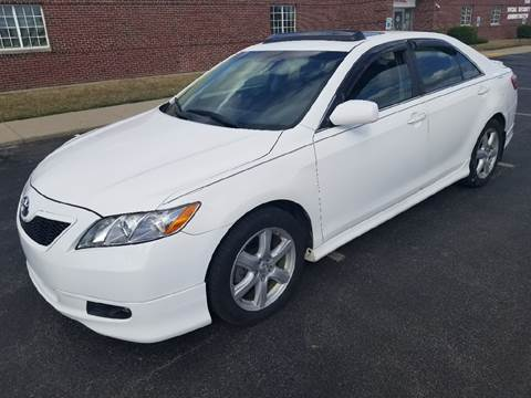 2009 Toyota Camry for sale at Nonstop Motors in Indianapolis IN