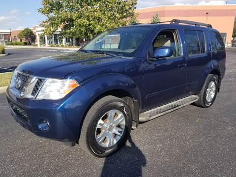 2010 Nissan Pathfinder for sale in Indianapolis, IN