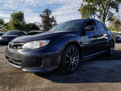 2013 Subaru Impreza for sale at Nonstop Motors in Indianapolis IN