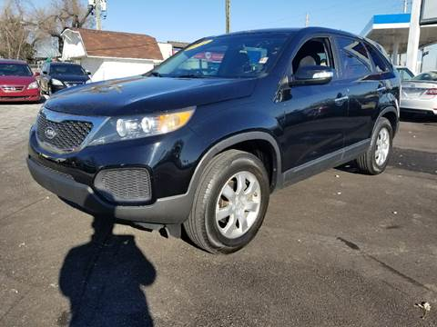 2011 Kia Sorento for sale at Nonstop Motors in Indianapolis IN
