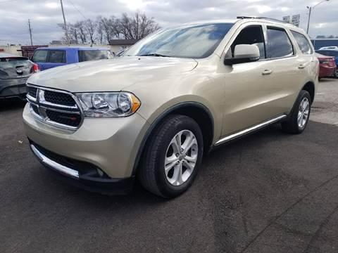 2011 Dodge Durango for sale at Nonstop Motors in Indianapolis IN