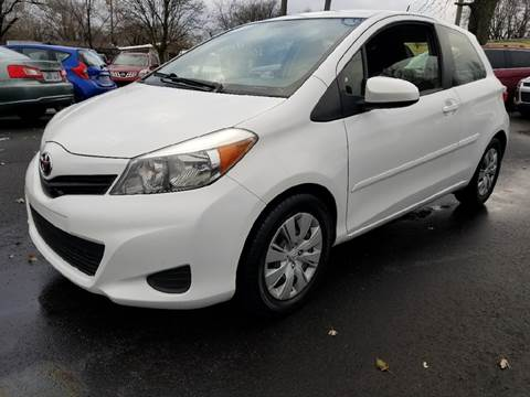 2012 Toyota Yaris for sale at Nonstop Motors in Indianapolis IN