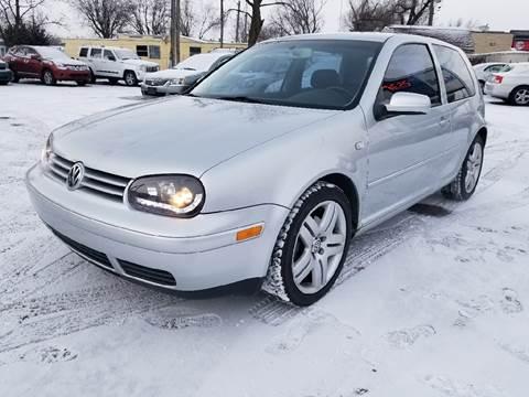 2001 Volkswagen GTI for sale at Nonstop Motors in Indianapolis IN