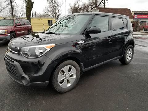 2015 Kia Soul for sale at Nonstop Motors in Indianapolis IN