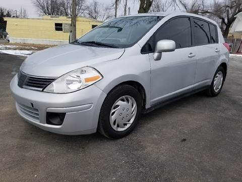 2010 Nissan Versa for sale at Nonstop Motors in Indianapolis IN