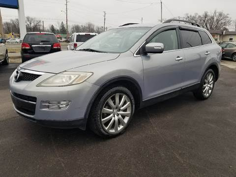 2007 Mazda CX-9 for sale at Nonstop Motors in Indianapolis IN