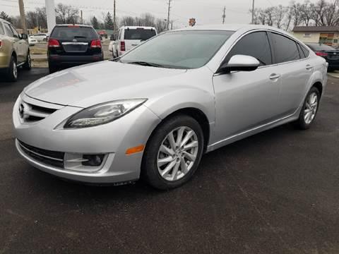 2012 Mazda MAZDA6 for sale at Nonstop Motors in Indianapolis IN