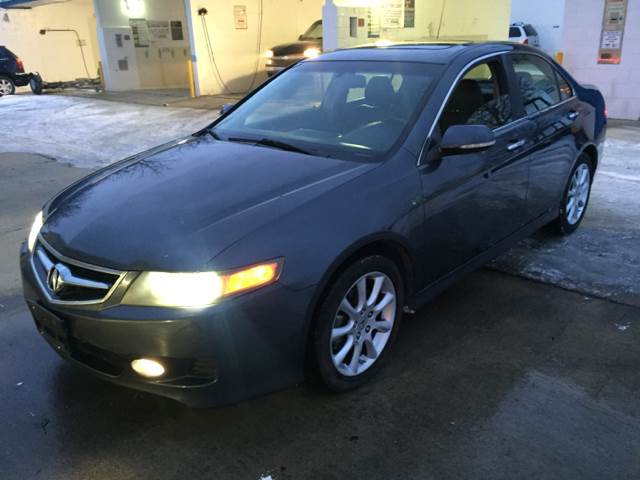 2008 Acura TSX for sale at Nonstop Motors in Indianapolis IN