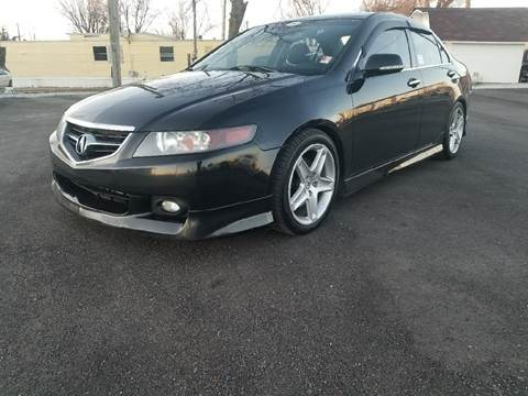 2005 Acura TSX for sale at Nonstop Motors in Indianapolis IN