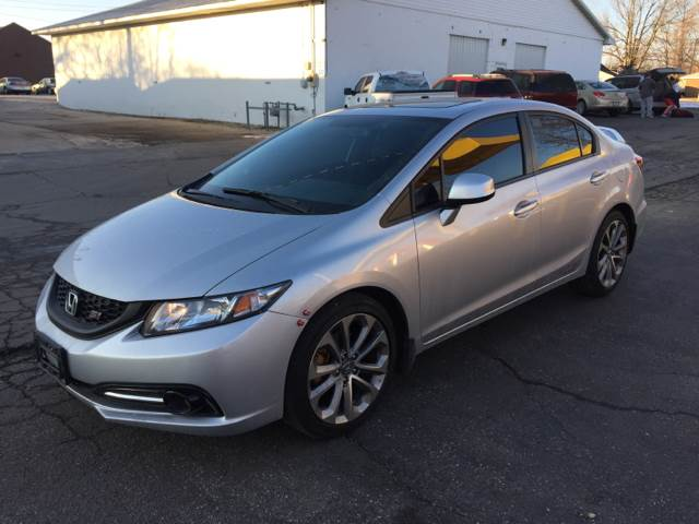 2013 Honda Civic for sale at Nonstop Motors in Indianapolis IN