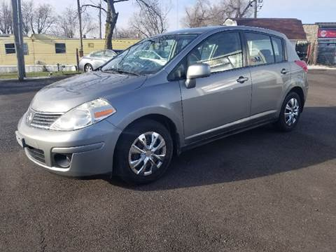 2009 Nissan Versa for sale at Nonstop Motors in Indianapolis IN