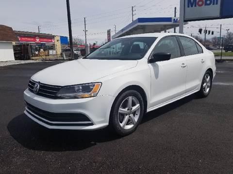 2016 Volkswagen Jetta for sale at Nonstop Motors in Indianapolis IN