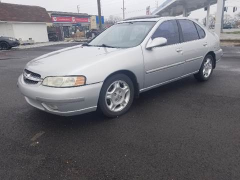 2001 Nissan Altima for sale at Nonstop Motors in Indianapolis IN