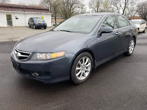 2006 Acura TSX for sale at Nonstop Motors in Indianapolis IN