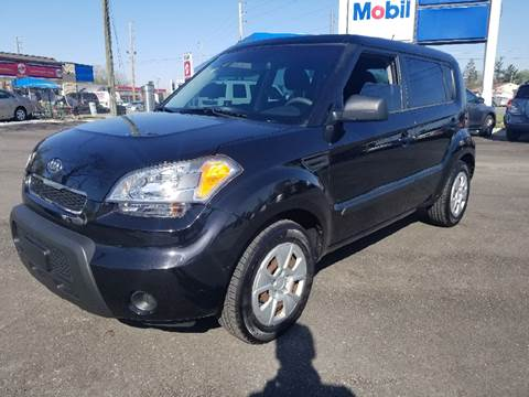 2011 Kia Soul for sale at Nonstop Motors in Indianapolis IN