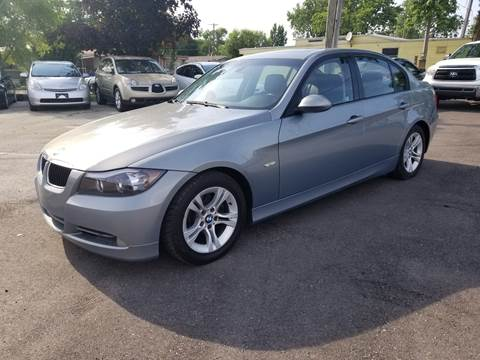 2008 BMW 3 Series for sale at Nonstop Motors in Indianapolis IN