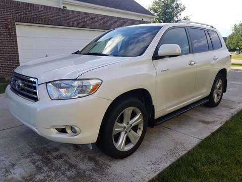 2008 Toyota Highlander for sale at Nonstop Motors in Indianapolis IN