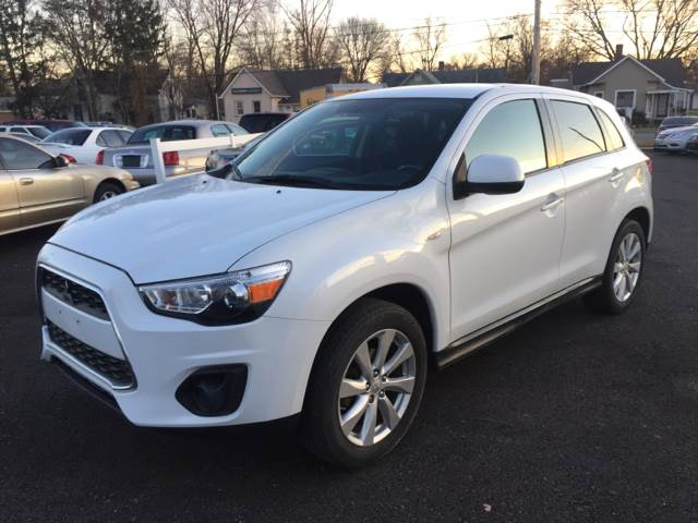 2013 Mitsubishi Outlander Sport for sale at Nonstop Motors in Indianapolis IN
