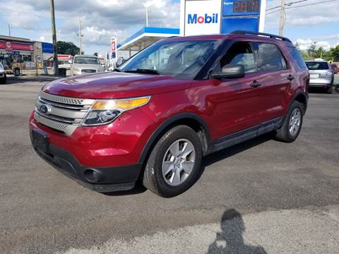 2014 Ford Explorer for sale at Nonstop Motors in Indianapolis IN