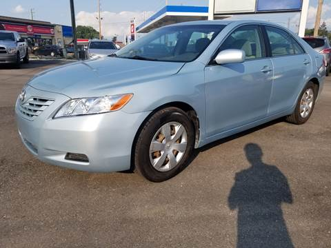 2008 Toyota Camry for sale at Nonstop Motors in Indianapolis IN