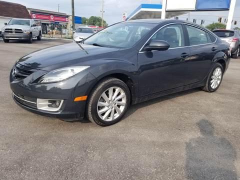 2013 Mazda MAZDA6 for sale at Nonstop Motors in Indianapolis IN
