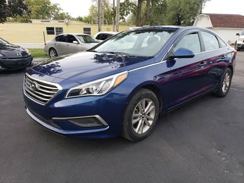 2016 Hyundai Sonata for sale in Indianapolis, IN