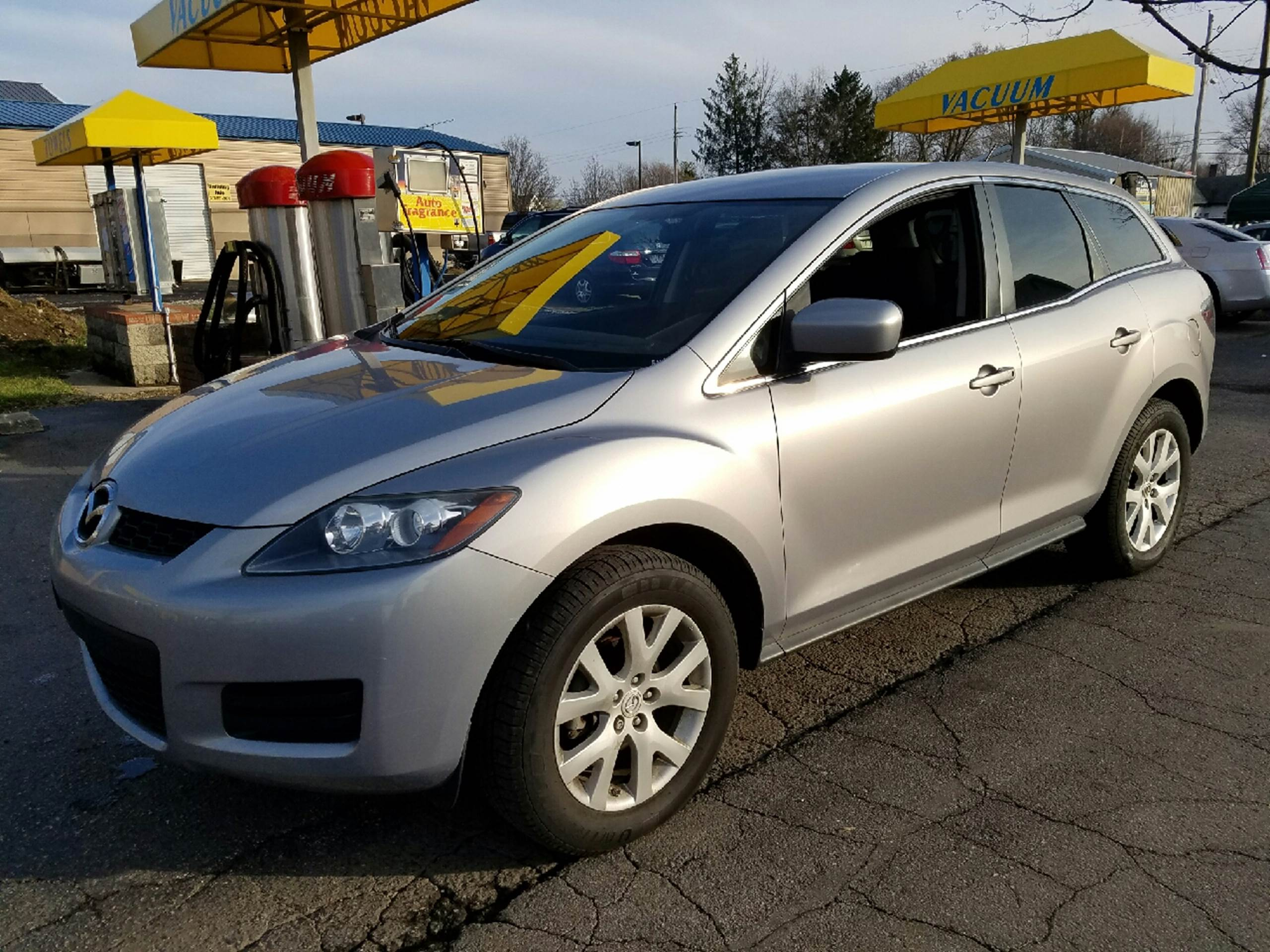2009 Mazda CX-7 for sale at Nonstop Motors in Indianapolis IN