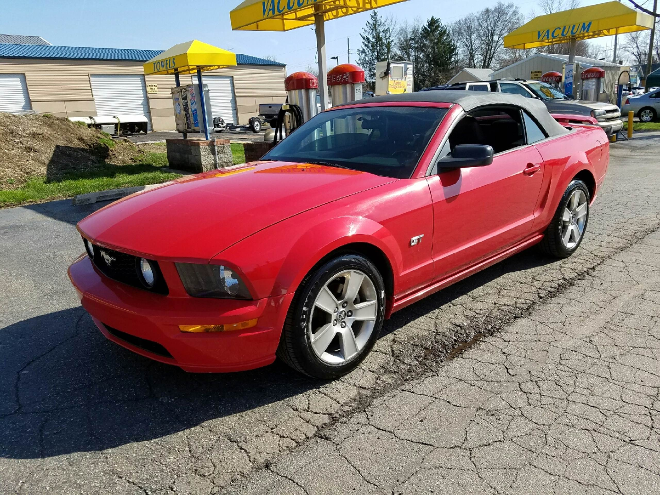 2006 Ford Mustang for sale at Nonstop Motors in Indianapolis IN