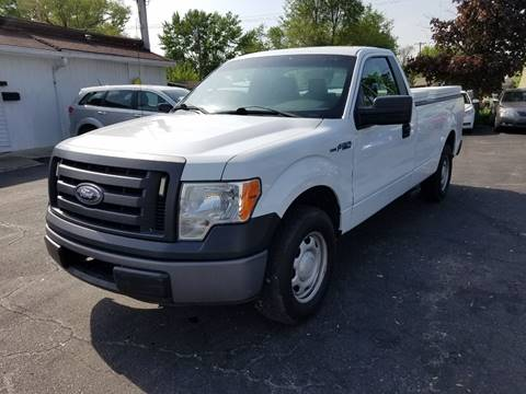 2011 Ford F-150 for sale in Indianapolis, IN