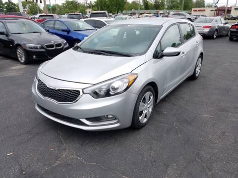2016 Kia Forte5 for sale in Indianapolis, IN