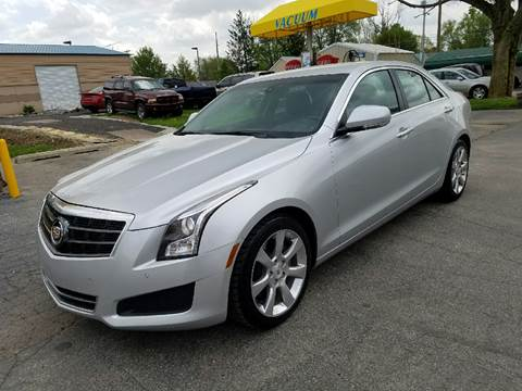2013 Cadillac ATS for sale at Nonstop Motors in Indianapolis IN