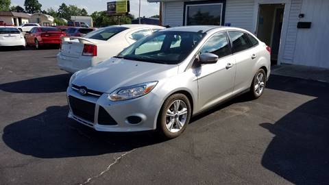 2014 Ford Focus for sale in Indianapolis, IN