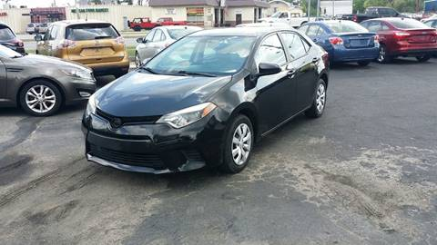 2014 Toyota Corolla for sale in Indianapolis, IN