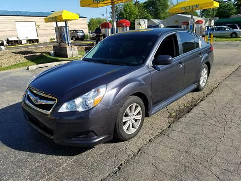 2011 Subaru Legacy for sale at Nonstop Motors in Indianapolis IN