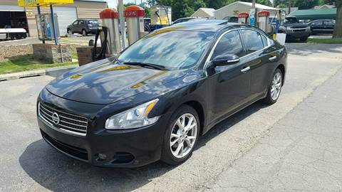 2012 Nissan Maxima for sale at Nonstop Motors in Indianapolis IN