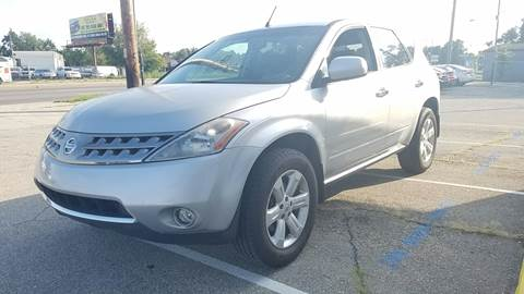 2007 Nissan Murano for sale at Nonstop Motors in Indianapolis IN