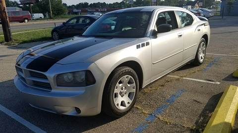 2006 Dodge Charger for sale at Nonstop Motors in Indianapolis IN