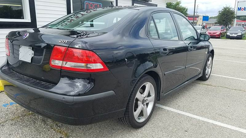 2005 Saab 9-3 4dr Arc Turbo Sedan In Indianapolis IN - Nonstop Motors