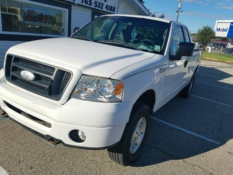 2006 Ford F-150 for sale at Nonstop Motors in Indianapolis IN