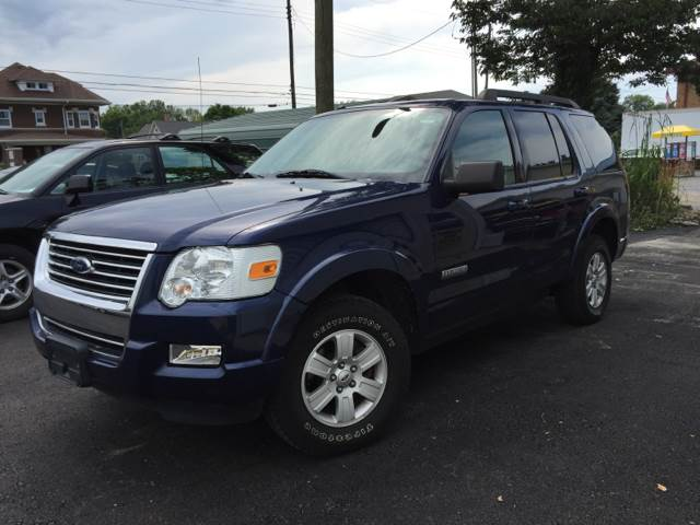 2008 Ford Explorer for sale at Nonstop Motors in Indianapolis IN