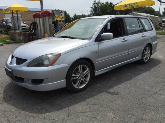 2004 Mitsubishi Lancer Sportback for sale at Nonstop Motors in Indianapolis IN