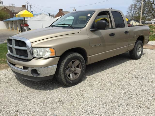 2003 Dodge Ram Pickup 1500 for sale at Nonstop Motors in Indianapolis IN