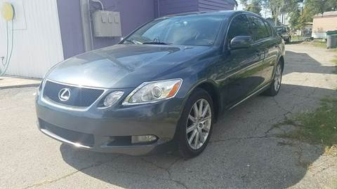 2006 Lexus GS 300 for sale at Nonstop Motors in Indianapolis IN