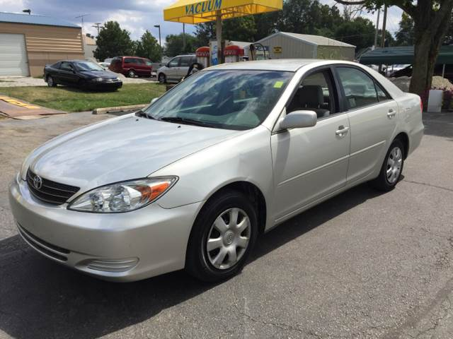 2003 Toyota Camry for sale at Nonstop Motors in Indianapolis IN
