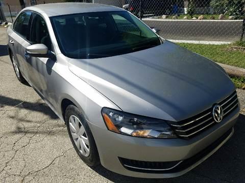 2013 Volkswagen Passat for sale at Nonstop Motors in Indianapolis IN