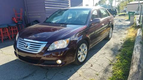 2008 Toyota Avalon for sale at Nonstop Motors in Indianapolis IN