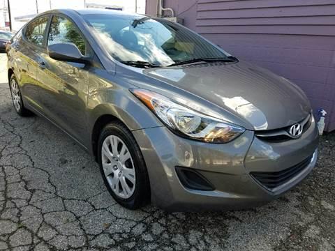 2012 Hyundai Elantra for sale at Nonstop Motors in Indianapolis IN